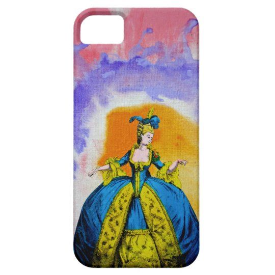Marie Antoinette by Michael Moffa iPhone SE/5/5s Case