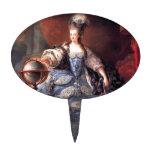 Marie Antoinette Cake Pick