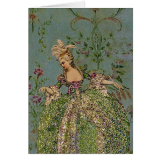 Marie Antoinette - Card