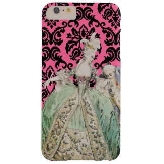 Marie Antoinette CHANGE COLOR - Barely There iPhone 6 Plus Case