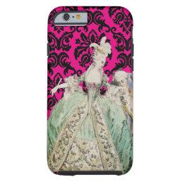 Marie Antoinette CHANGE COLOR - iPhone6/6s Tough iPhone 6 Case