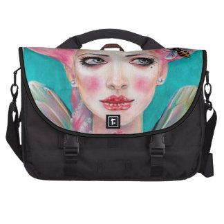 Marie Antoinette Cupcake Faerie - Queen Bee Bags For Laptop