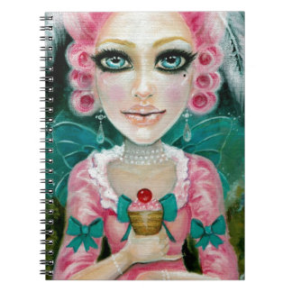 Marie Antoinette dans le jardin Notebook