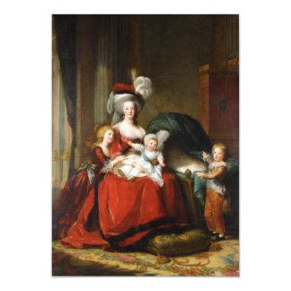 Marie-Antoinette de Lorraine-Habsbourg Card