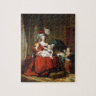Marie-Antoinette de Lorraine-Habsbourg Jigsaw Puzzle