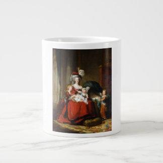 Marie-Antoinette de Lorraine-Habsbourg Large Coffee Mug