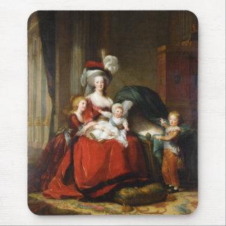 Marie-Antoinette de Lorraine-Habsbourg Mouse Pad