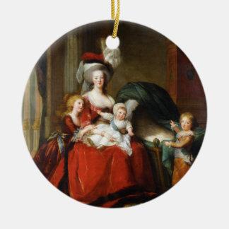 Marie-Antoinette de Lorraine-Habsbourg Christmas Tree Ornaments
