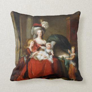 Marie-Antoinette de Lorraine-Habsbourg Pillow