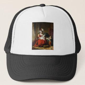 Marie-Antoinette de Lorraine-Habsbourg Trucker Hat