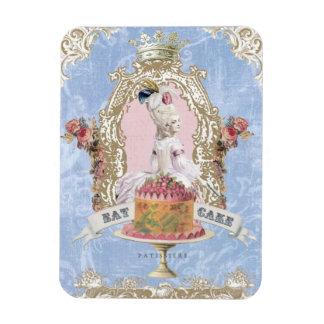 Marie Antoinette-Eat Cake...magnet Magnet