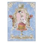 Marie Antoinette-Eat Cake...notecard Card
