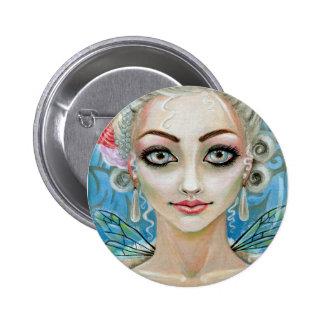 Marie Antoinette Faerie Pinback Button