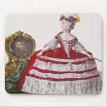 Marie Antoinette Fashion ~ Mousepad