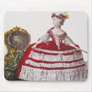 Marie Antoinette Fashion Mousepad