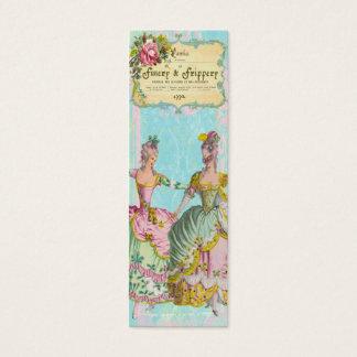 Marie Antoinette Finery Skinny Profile TAGS