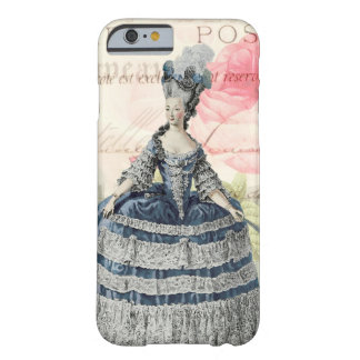 Marie Antoinette French Accent iPhone 6 case
