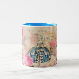Marie Antoinette French Accent Mug