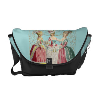 Marie Antoinette French Ladies in Waiting Commuter Bag