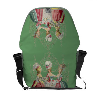 Marie Antoinette French Ladies in Waiting Courier Bags
