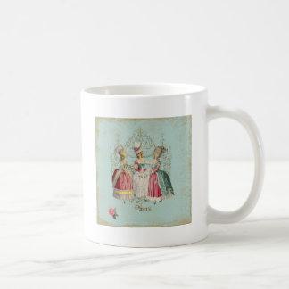Marie Antoinette French Paris Ladies Coffee Mug