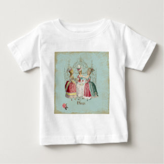 Marie Antoinette French Paris Ladies Shirts