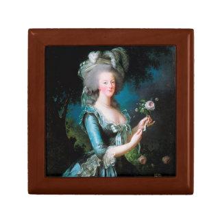 Marie Antoinette Garden Jewelry Keepsake Box