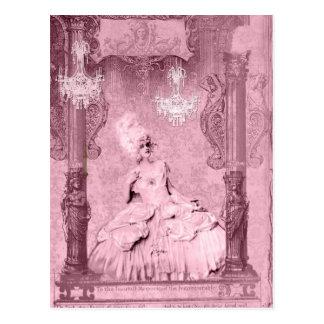 Marie Antoinette Immortal  Memorie Customized Postcard
