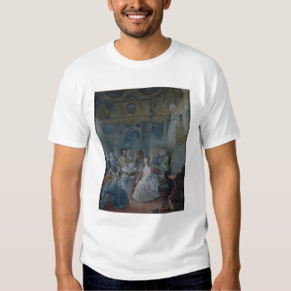 Marie Antoinette  in her chamber at Versailles T-Shirt