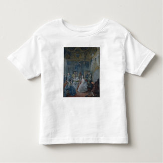 Marie Antoinette  in her chamber at Versailles Toddler T-shirt