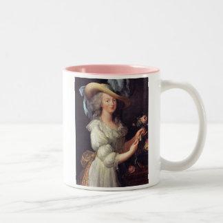 Marie Antoinette In Muslin Coffee Mug