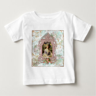 Marie Antoinette in Pink Frame T Shirts