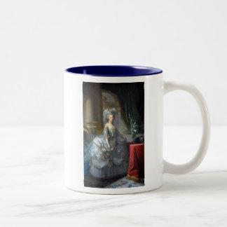 Marie Antoinette In White, Coffee Mug