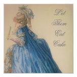 Marie Antoinette ~ Invitation