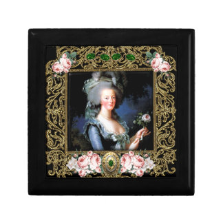 Marie Antoinette Jewelery Box Rose Gold