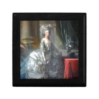Marie Antoinette Keepsake Box