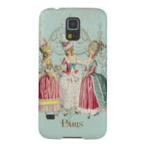 Marie Antoinette Ladies in Waiting Case For Galaxy S5