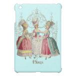 Marie Antoinette Ladies in Waiting iPad Mini Covers