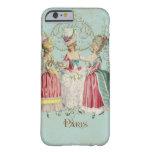 Marie Antoinette Ladies in Waiting iPhone 6 Case