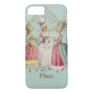 Marie Antoinette Ladies in Waiting iPhone 7 Case