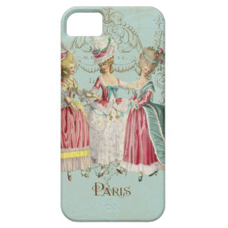 Marie Antoinette Ladies in Waiting iPhone SE/5/5s Case