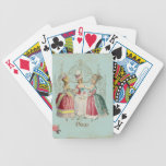 Marie Antoinette Ladies in Waiting Bicycle Playing Cards