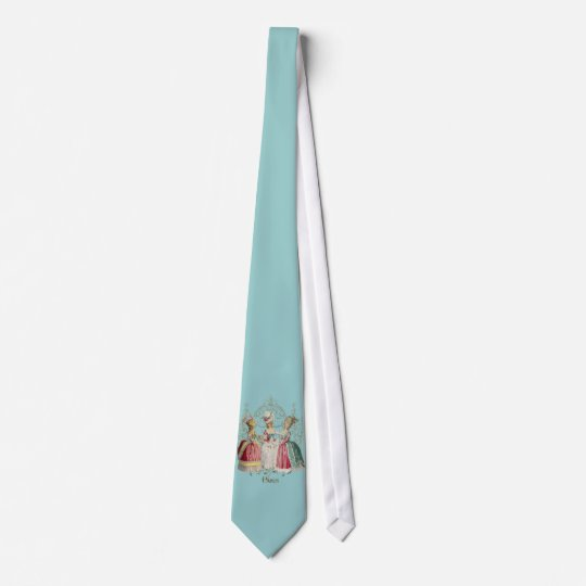 Marie Antoinette Ladies in Waiting Tie
