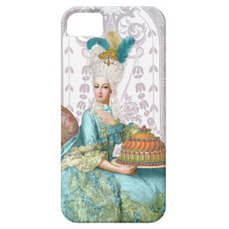 Marie Antoinette Let the eat Cake iPhone SE/5/5s Case