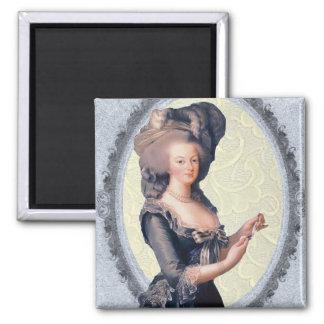Marie-Antoinette Fridge Magnet