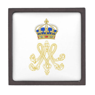 Marie Antoinette Monogram Gift Box