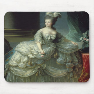 Marie-Antoinette Mouse Pad