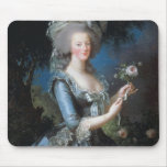 Marie Antoinette Mouse Pad
