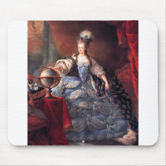 Marie Antoinette Mousepad
