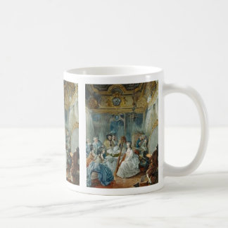 MARIE ANTOINETTE MUSIC HARPOON COFFEE MUG